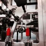 Gabbia Per Lavorazione Pompa Idraulica Settore Aeronautico