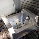 Lavorazione Attrezzo Per Test Di Rottura Delle Pale Dei Motori A Reazione