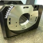 Attrezzo Per Test Di Rottura Delle Pale Dei Motori A Reazione
