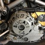 Carter Frizione Personalizzato Per Ducati Monster S4