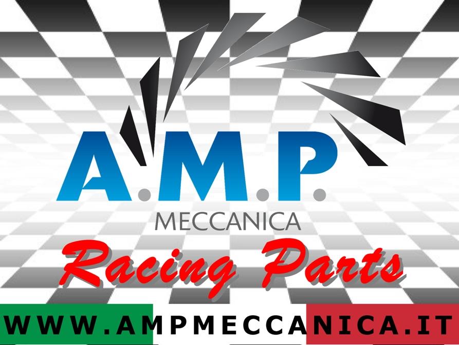 LOGO A.M.P. MECCANICA RACING PARTS